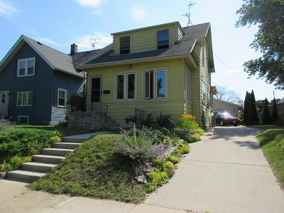Sheboygan Single Family Home For Sale: 1731 N 2nd St