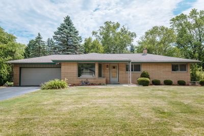 Milwaukee County Single Family Home Active Contingent With Offer: 8678 N 62nd St
