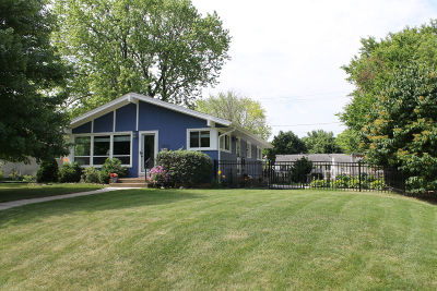 Milwaukee County Single Family Home For Sale: 5833 N Witte Ln