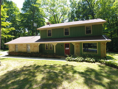 Lisbon Single Family Home Active Contingent With Offer: N75w22467 Chestnut Hill Rd