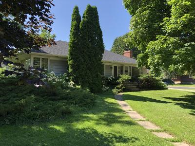 Lake Mills Single Family Home For Sale: 747 N Main St