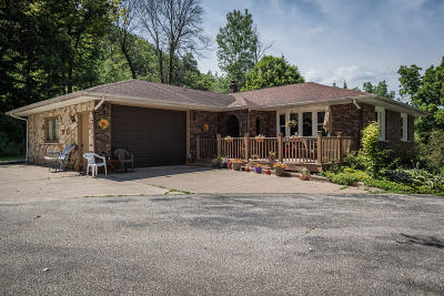 Stoddard Single Family Home For Sale: W409 County Road K