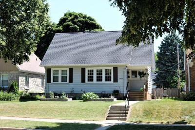 West Allis Single Family Home For Sale: 2408 S 67th St