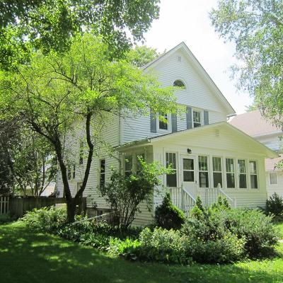 Plymouth Single Family Home For Sale: 7 Eastman St