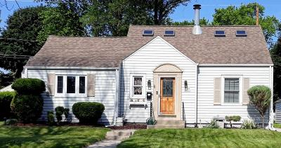 Menomonee Falls Single Family Home Active Contingent With Offer: W163n8523 Arthur Ave