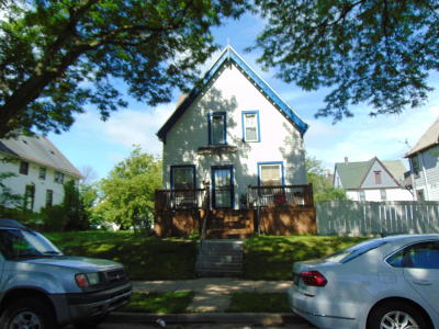 Milwaukee Single Family Home For Sale: 2165 N 37th St