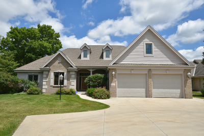 West Bend Single Family Home For Sale: 940 Schloemer Dr
