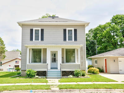 Plymouth Single Family Home For Sale: 531 Smith St