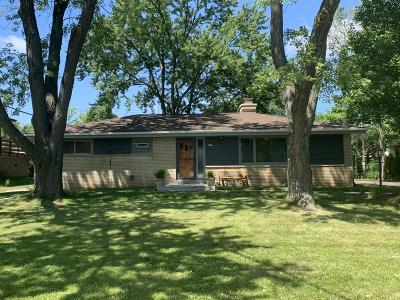 Milwaukee County Single Family Home For Sale: 4619 N 108th St