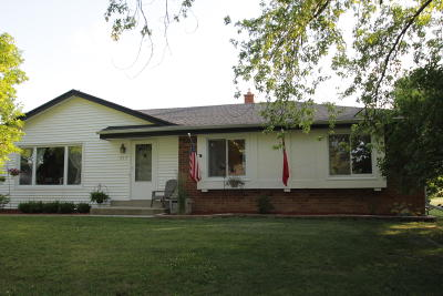 Oak Creek Single Family Home Active Contingent With Offer: 955 E Milwaukee Ave
