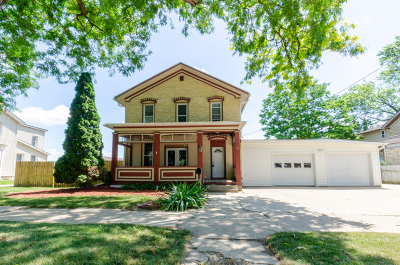 Watertown Single Family Home For Sale: 415 S Washington St