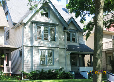 Milwaukee WI Two Family Home For Sale: $289,000