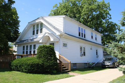 Greenfield Two Family Home For Sale: 3763 S 35th St