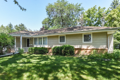 Single Family Home For Sale: 6014 W Oakwood Ln