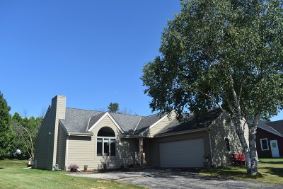 Waukesha Single Family Home For Sale: 1625 Fox River Pkwy