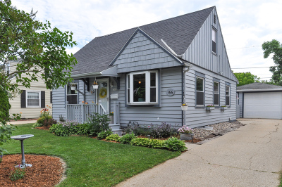 Single Family Home For Sale: 166 S 81st St