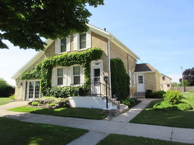 Sheboygan Single Family Home Active Contingent With Offer: 1716 Illinois Ave
