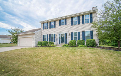 Waukesha Single Family Home Active Contingent With Offer: 1700 Rempe Dr