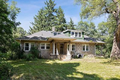 Elkhorn Single Family Home Active Contingent With Offer: 7293 Side Rd