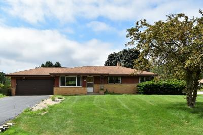 Milwaukee County Single Family Home For Sale: 4725 W Fountain Ave