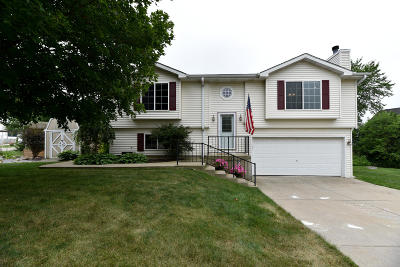 Milwaukee County Single Family Home For Sale: 901 W Cardinal Cir