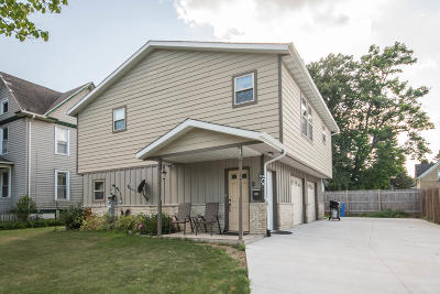 Watertown Single Family Home For Sale: 510 S Seventh St