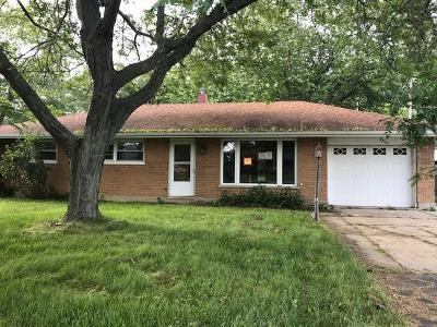 Pleasant Prairie Single Family Home For Sale: 4502 122nd St
