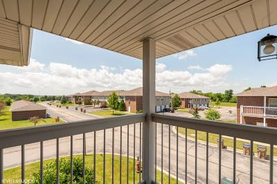 Pleasant Prairie Condo/Townhouse Active Contingent With Offer: 10160 66th Ave #F