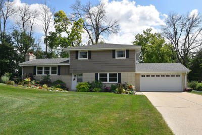 Brookfield Single Family Home Active Contingent With Offer: 17285 Ely Ct