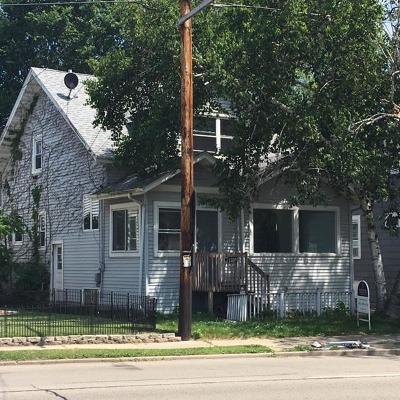 Kenosha Single Family Home For Sale: 7309 Sheridan Rd