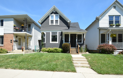 Milwaukee WI Single Family Home For Sale: $310,000