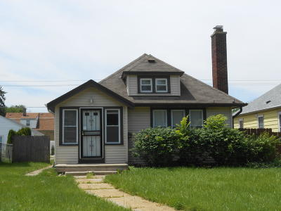 Milwaukee Single Family Home For Sale: 4731 N Green Bay Ave