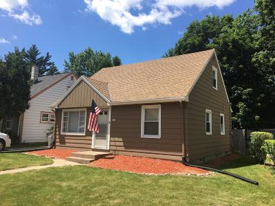 Milwaukee County Single Family Home For Sale: 3791 N 74th