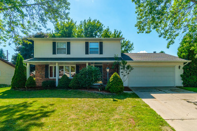 Sheboygan Single Family Home For Sale: 3612 Rosewood Ct