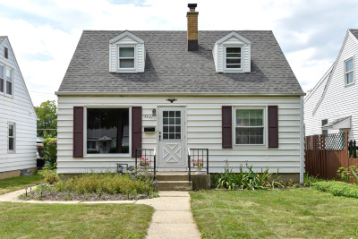 Milwaukee County Single Family Home For Sale: 3351 N 84th St
