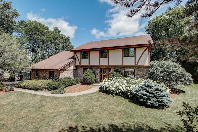 Brookfield Single Family Home For Sale: 1320 Poplar Ridge Ct