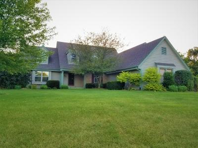 Nashotah Single Family Home Active Contingent With Offer: W329n4027 High Hill Ct