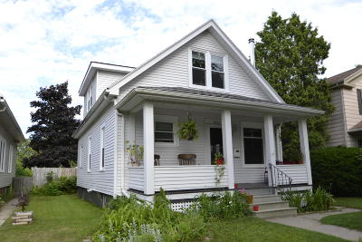 Sheboygan Single Family Home For Sale: 1721 N 4th St