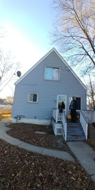 Milwaukee County Single Family Home For Sale: 4351 N 48th St