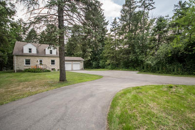 Brookfield Single Family Home Active Contingent With Offer: 2955 Lilly Rd