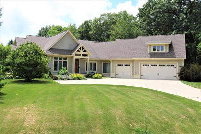 Delavan Single Family Home For Sale: 2531 Countryside Dr