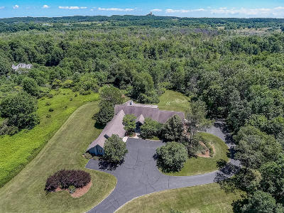 Hartford Single Family Home For Sale: 6417 St Patricks Ln