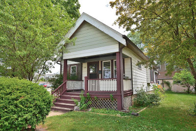 West Allis Single Family Home For Sale: 1942 S 80th St