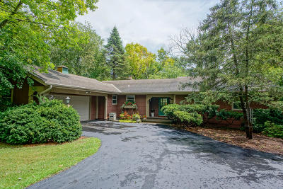 Waukesha Single Family Home For Sale: W279s3820 Townline Rd