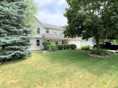 Sussex Single Family Home Active Contingent With Offer: W245n6038 Maris Dr