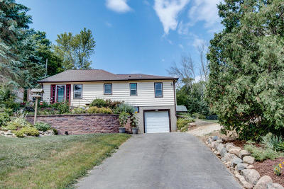 West Bend Single Family Home Active Contingent With Offer: 2006 River Dr