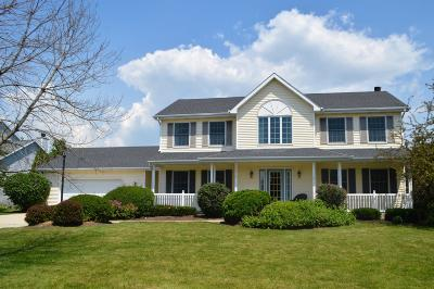 Pleasant Prairie WI Single Family Home For Sale: $355,900