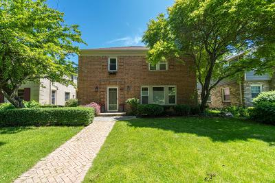 Milwaukee County Single Family Home Active Contingent With Offer: 4520 N Ardmore Ave
