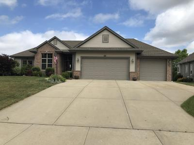 Milwaukee County Single Family Home For Sale: 924 W Glen Crossing Ct
