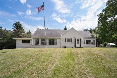 Pewaukee Single Family Home Active Contingent With Offer: 2855 Silvernail Rd